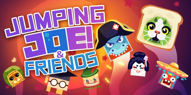 Image de Jumping Joe & Friends