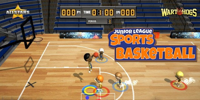 Image de Junior League Sports - Basketball