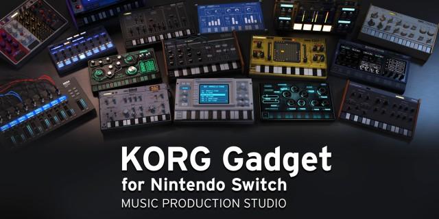 Image de KORG Gadget for Nintendo Switch