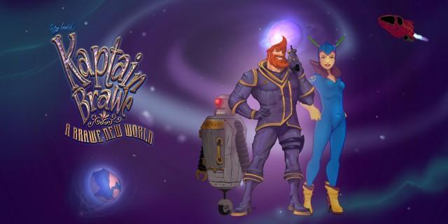 Image de Kaptain Brawe: A Brawe New World
