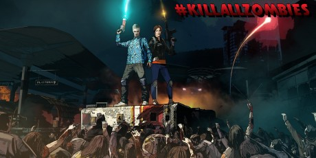 #KILLALLZOMBIES