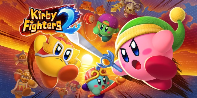 Image de Kirby Fighters 2