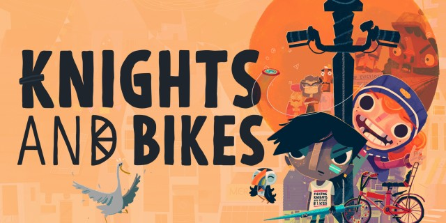 Image de Knights and Bikes