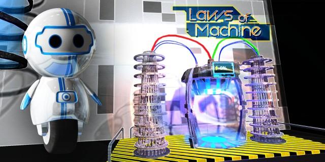 Image de Laws of Machine