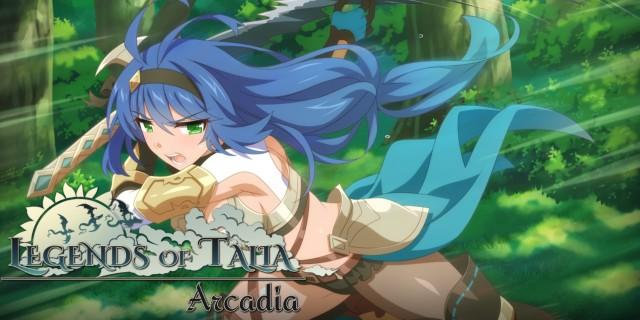 Image de Legends of Talia: Arcadia