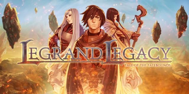 Image de LEGRAND LEGACY: Tale of the Fatebounds