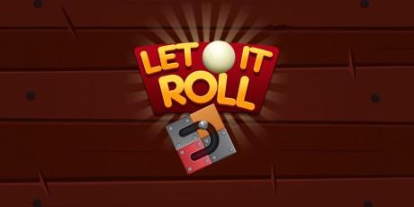 Let it roll slide puzzle