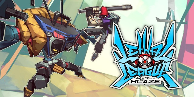 Image de Lethal League Blaze