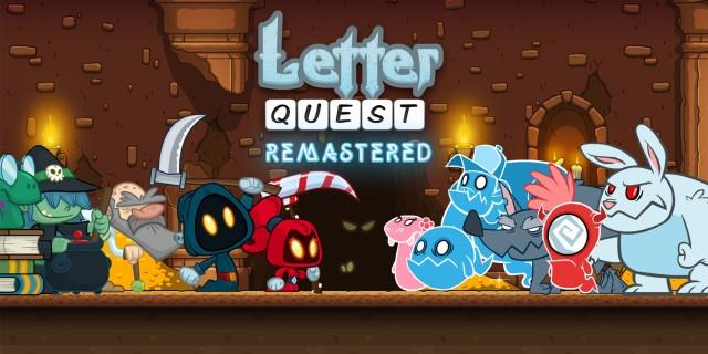 Image de Letter Quest Remastered