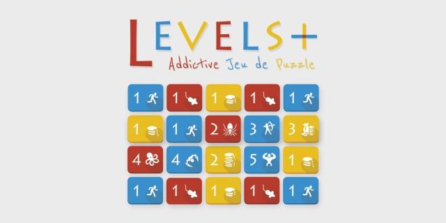 Image de Levels+ : Addictive Jeu de Puzzle