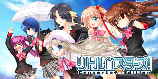 Image de Little Busters! Converted Edition