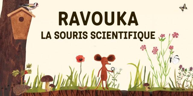 Image de Ravouka La souris scientifique