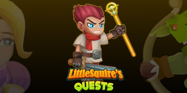 Image de Little Squire's Quests