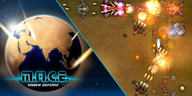 Image de M.A.C.E. Tower Defense