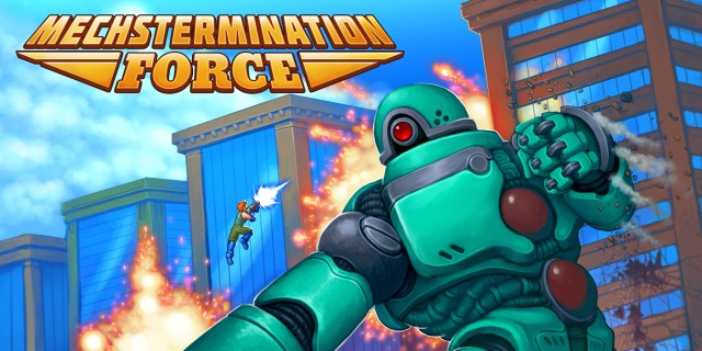 Image de Mechstermination Force