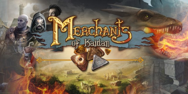 Image de Merchants of Kaidan