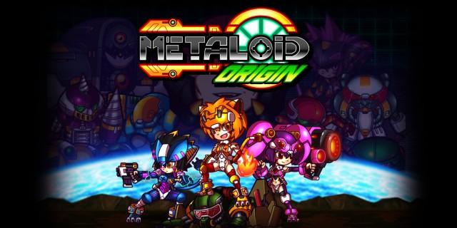 Image de Metaloid: Origin