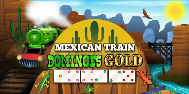 Image de Mexican Train Dominoes Gold
