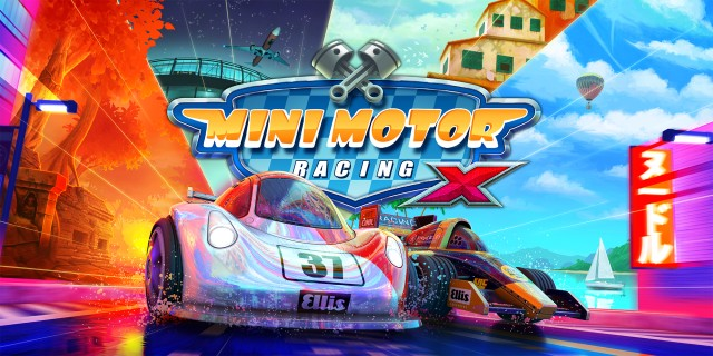 Image de Mini Motor Racing X