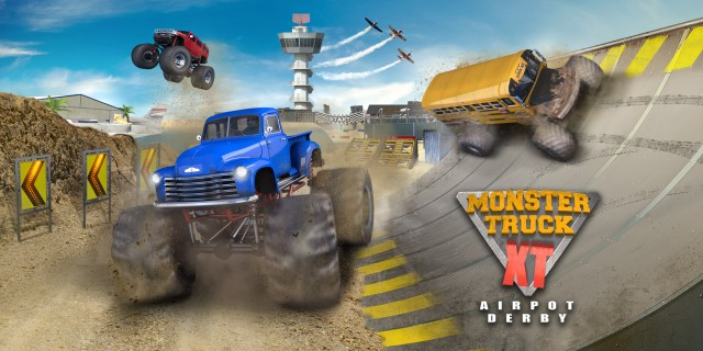 Image de Monster Truck XT Airport Derby