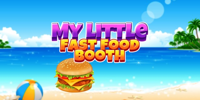 Image de My little fast food booth