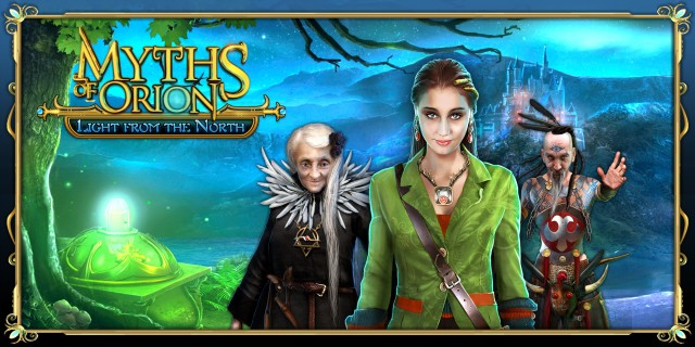 Image de Myths of Orion: Light from the North