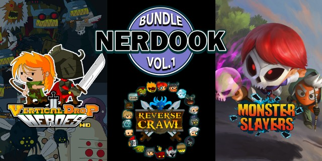 Image de Nerdook Bundle Vol. 1