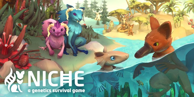 Image de Niche - a genetics survival game