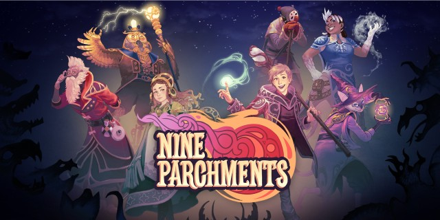 Image de Nine Parchments