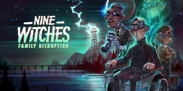 Image de Nine Witches: Family Disruption