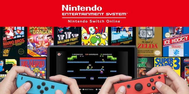Image de Nintendo Entertainment System – Nintendo Switch Online