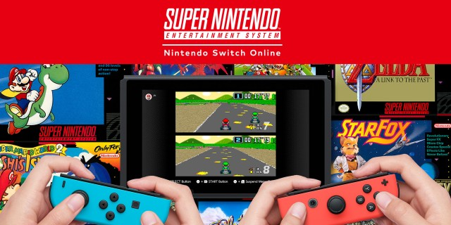 Image de Super Nintendo Entertainment System - Nintendo Switch Online