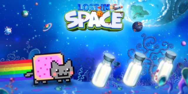 Image de Nyan Cat: Lost in Space
