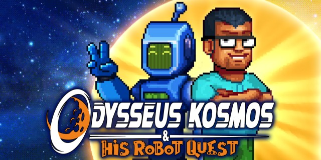 Image de Odysseus Kosmos and his Robot Quest
