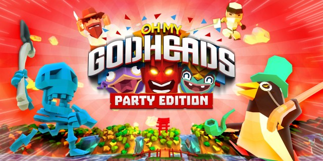 Image de Oh My Godheads: Party Edition