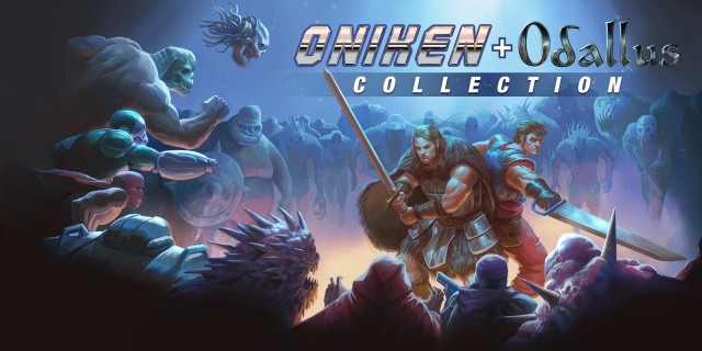 Image de Oniken: Unstoppable Edition & Odallus: The Dark Call Bundle