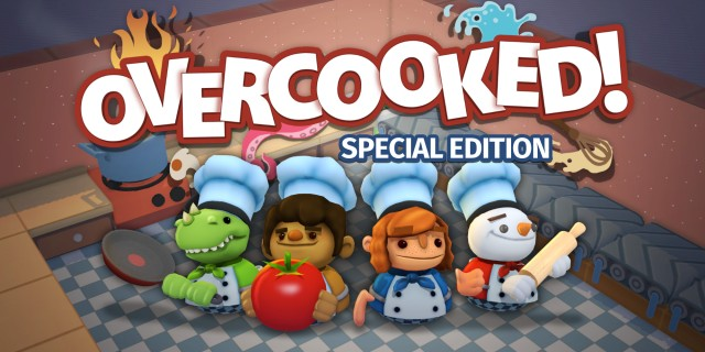 Image de Overcooked: Special Edition