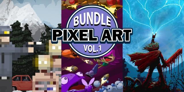 Image de Pixel Art Bundle Vol. 1