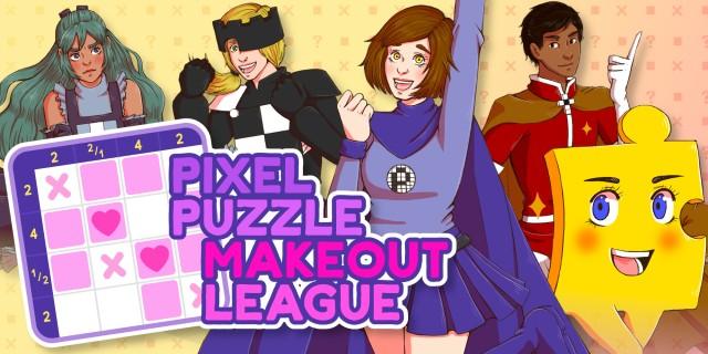Image de Pixel Puzzle Makeout League