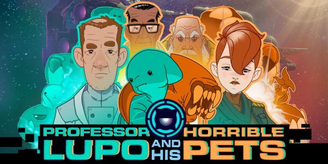Image de Professor Lupo and his Horrible Pets