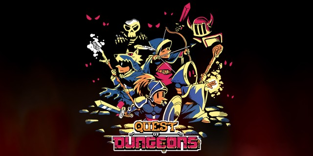 Image de Quest of Dungeons