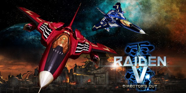 Image de Raiden V: Director's Cut