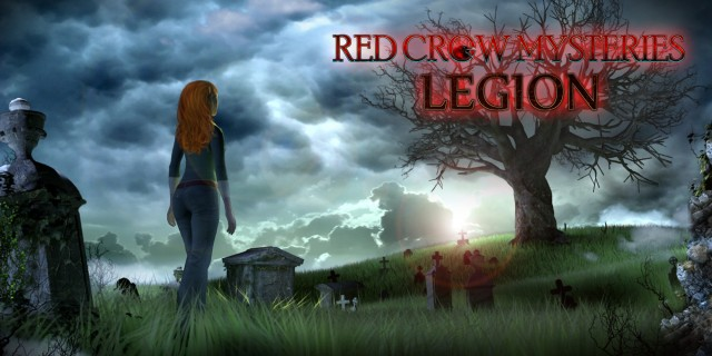 Image de Red Crow Mysteries: Legion