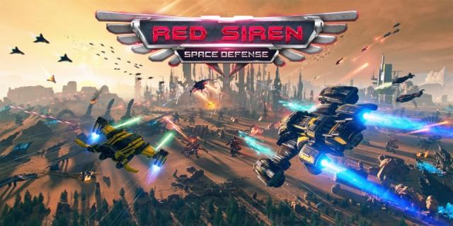 Image de Red Siren: Space Defense