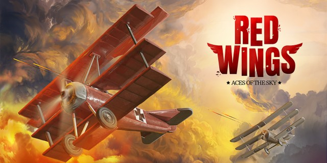 Image de Red Wings: Aces of the Sky