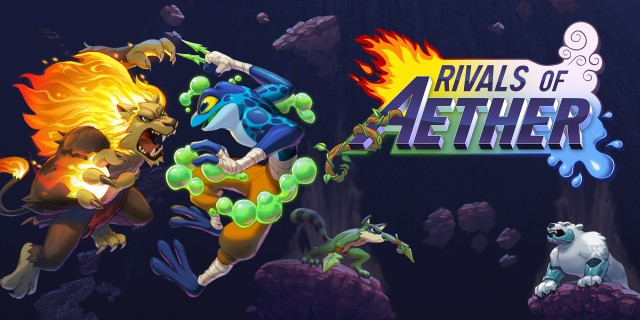 Image de Rivals of Aether