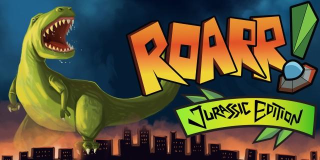 Image de Roarr! Jurassic Edition