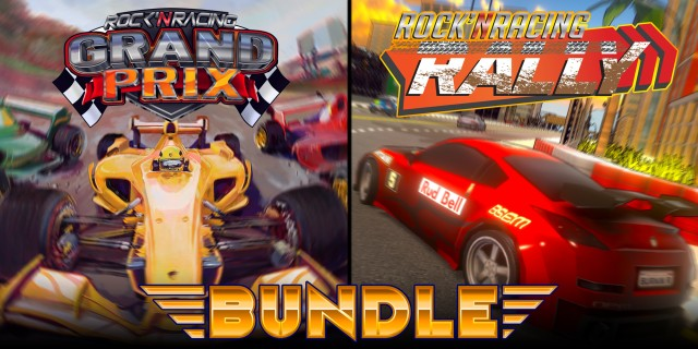 Image de Rock 'N Racing Bundle Grand Prix & Rally