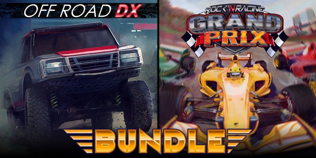Image de Rock 'N Racing Bundle Off Road & Grand Prix
