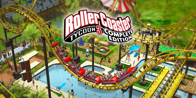 Image de RollerCoaster Tycoon 3 Complete Edition